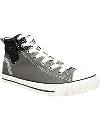 Sneakers montantes bi matière Tyler homme
