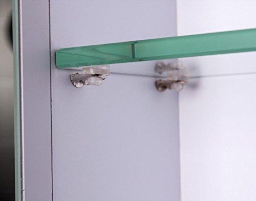 Spiegelschrank Bad Curve 60 von Galdem Spiegelschränke - 5