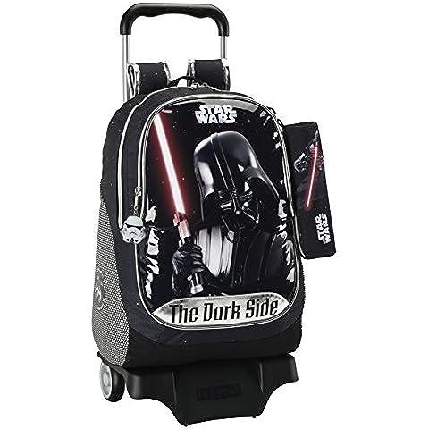 Star Wars - Mochila grande con ruedas (Safta 611501313)