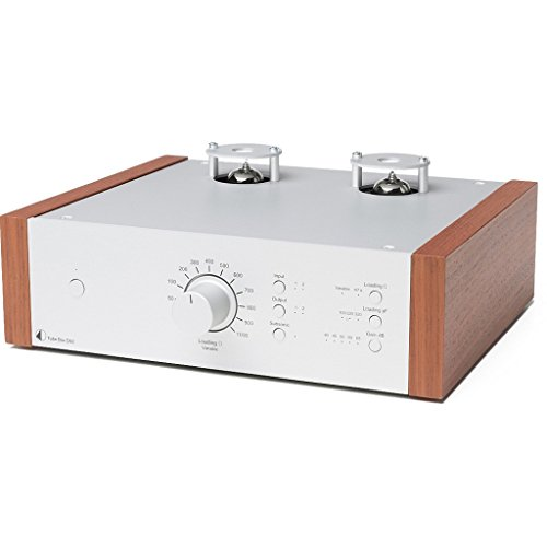 Pro-Ject Tube Box DS2 Silber /