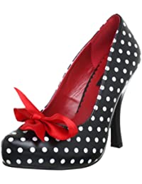 Pleaser PinUp Couture CUTIEPIE-06 Damen Pumps