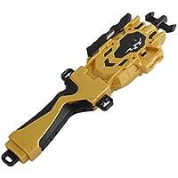 KESOTO Lanzador de Cuerda con Agarre de Mano Bidireccional para Lanzamiento de Peonza Gyro Burst
