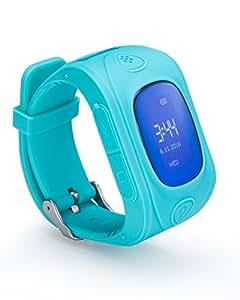 Toggr Junior Q52 Child Tracker (Aqua Blue)