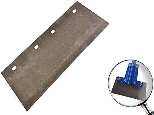 Ersatzklinge für Bodenschaber 300 mm aus Federstahl