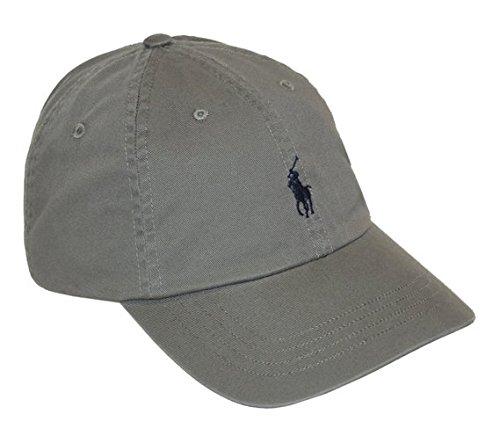Polo Ralph Lauren Cap Basecap Base Cap Mütze grey one Size