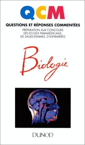 QCM Biologie : Question et réponses com...