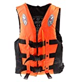 Vellex Adult Lifeguard Jacket for Inflatable Swimmers Weight Capacity Up to 70Kg