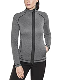 The North Face 66 North Iceland – Chaqueta de forro polar vík Heather Women Jacket, mujer, Fleecejacke Vík Heather Women's Jacket, Lavic Grey, extra-small