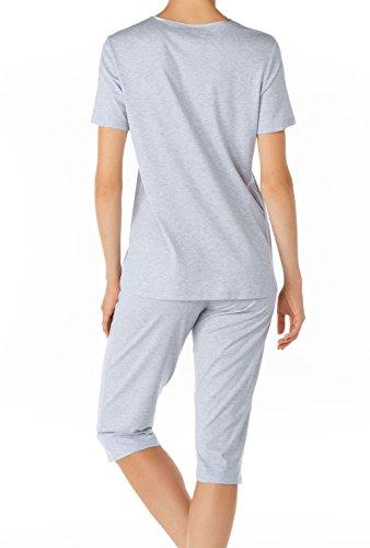 Calida California 3/4-Pyjama Damen Star White