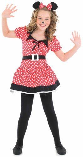 Fun Shack Kind Missy Maus Kostüm–Alter 10–12Jahre (XL) von Fun (Maus Missy Kostüme)
