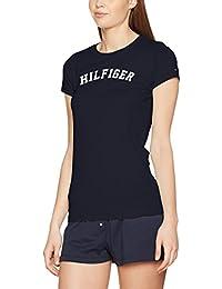 Amazon.it  maglietta corta - Tommy Hilfiger  Abbigliamento 6667e2ba7e9c