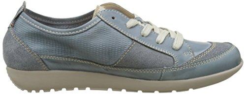 Pikolinos Lisboa W67_v17, Sneakers Basses Femme Bleu (Denim)