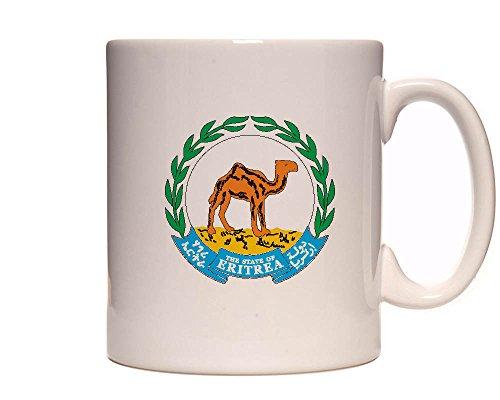 Mug eritrea coat of arms n7038 Gift Box Flag COA Emblem Cup Ceramic (Coat Eritrea)