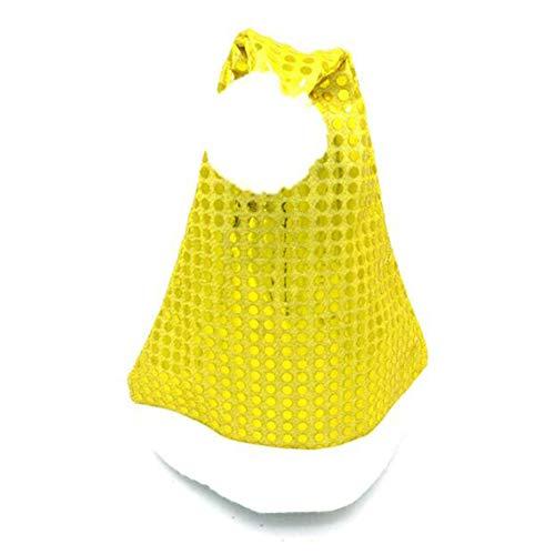 ütze Mütze für Kostüme Accessoires Weihnachten Party Kostüm Unisex 38x28cm C ()