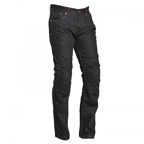 Bering - Pantalon moto - Bering Pantalon CLIF EVO Bleu RG - L