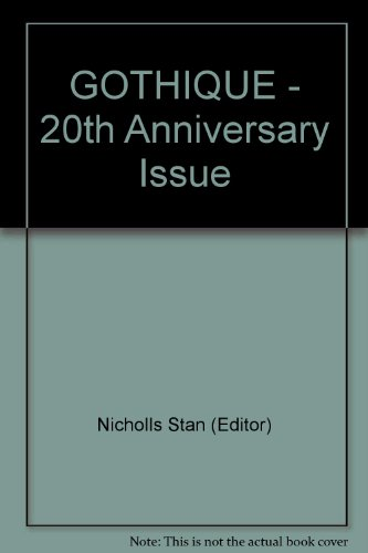 GOTHIQUE - 20th Anniversary Issue