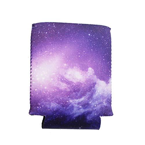 kühler, 340 g, amerikanische Flagge, dünne Dosen, Patriotische Sterne, violett, 2 ()