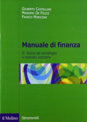 Manuale di finanza: 2