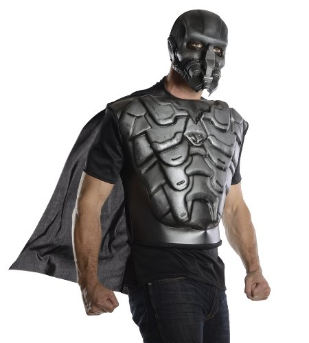 (Superman Man Of Steel General Zod Muscle Chest Costume Top Adult One Size Fits Most)