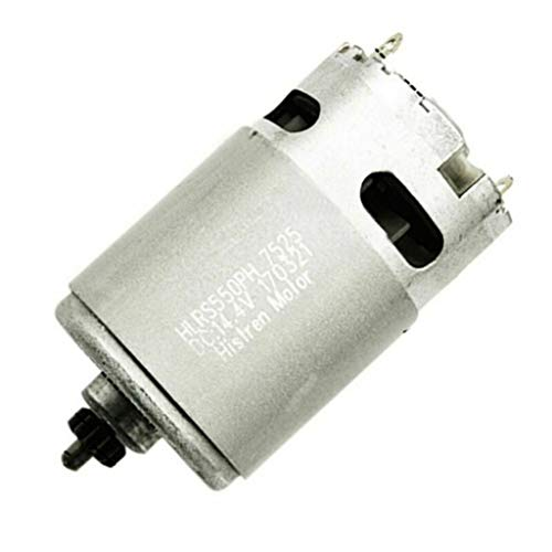 HSKB Motor Ersatzteil Für Schonen 14,4V 13 Zähne Kompatibel mit Bosch GSR 14.4-2-li PSR14.4li-2 2 609 199 253 PSR 1440li-2 Zubehör