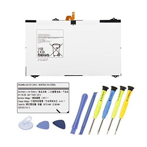 K KYUER EB-BT810ABA EB-BT810ABE Tablet Batería Samsung