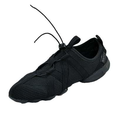 Bloch 512L BLACK Fusion Sneaker 9.5 UK 12.5 US