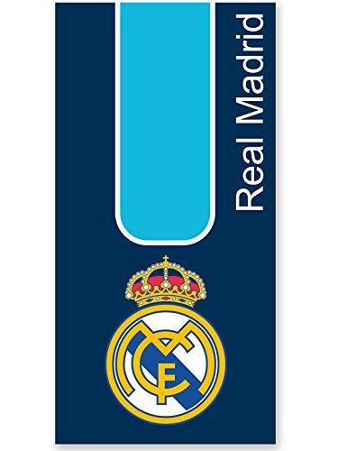 Secaneta 74017.000 – Toalla, 75 x 150 cm, microfibra, estampada Real Madrid