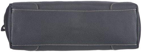 Picard San Marino 9727, Borsa donna, 35x26x12 cm (L x A x P) Blu/Oceano