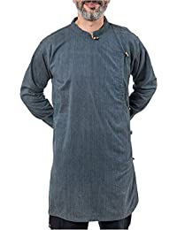 Amazon.fr   tunique indienne - Homme   Vêtements 52b3aeb95d4e