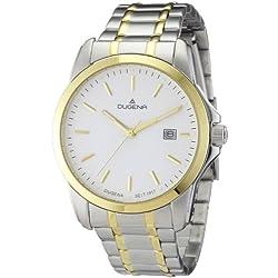 Dugena Men's Quartz Watch 4460452 with Metal Strap