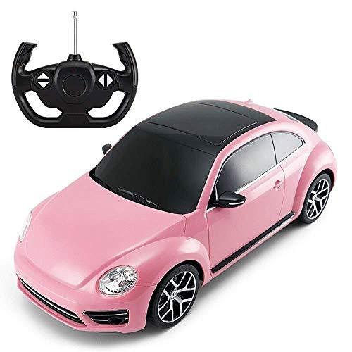 AIOJY 1/14 RC Modell, ferngesteuertes elektrisches Kinderspielzeug mit LED-Lichtern, Sport-Rennsport-Stunt-Drifting-Fahrzeug-Geschenke for Kinder, Jungen, Mädchen, Erwachsene
