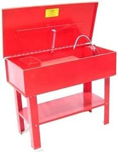 TeilewaschgerÄt 150 L Mit Pumpe Waschpinsel Bürste Waschgerät Waschmaschine Awz Baumarkt