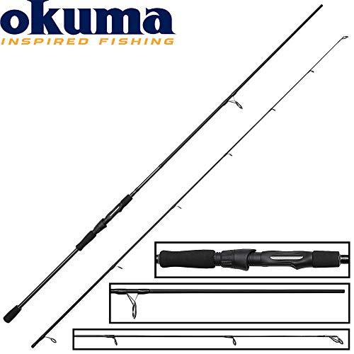 Okuma Altera Spin 2,70m 20-80g- Spinnrute zum Spinnangeln auf Hechte & Zander, Hechtrute, Angelrute zum Hechtangeln & Zanderangeln