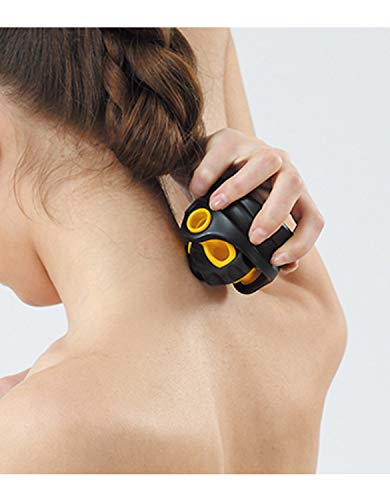 Masaje Roller masaje masaje rollo para abdominales espalda hombros y piernas-muscular Cuidado Fascia Masaje automasaje