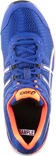 ASICS Gel-Galaxy 8 Laufschuhe blau/orange