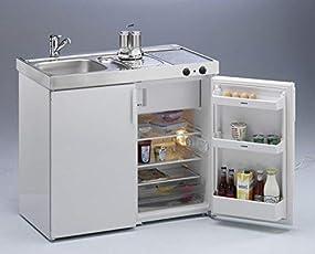 Miniküche Mit Ceranfeld Ohne Kühlschrank : Amazon.de mini küchen