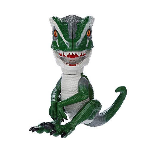 H.eternal Tyrannosaurus Rex Dinosaurier Kinder Tierfiguren Intelligent Spielzeugfiguren Entdecken Kreaturen für Kinder (D)