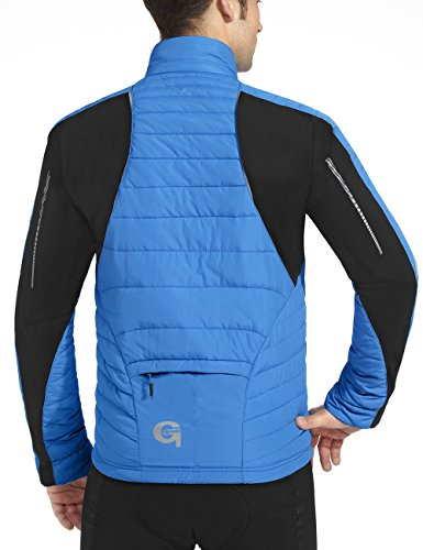 Gonso Herren Thermo Active Jacke Boundary Directoire Blue