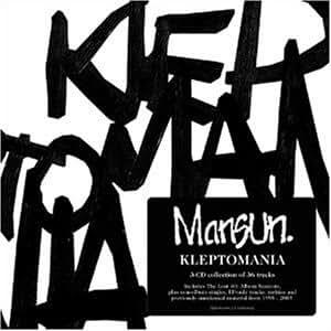 Kleptomania(Ltd.Special-Price)