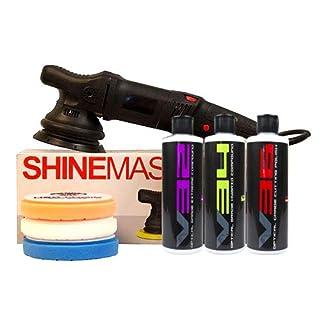 Krauss EXZENTER POLIERMASCHINE SHINEMASTER S15 Standard KIT (7 Items)