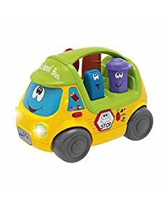 Chicco 69031 gioco bilingue school bus casa e for Cucina parlante chicco
