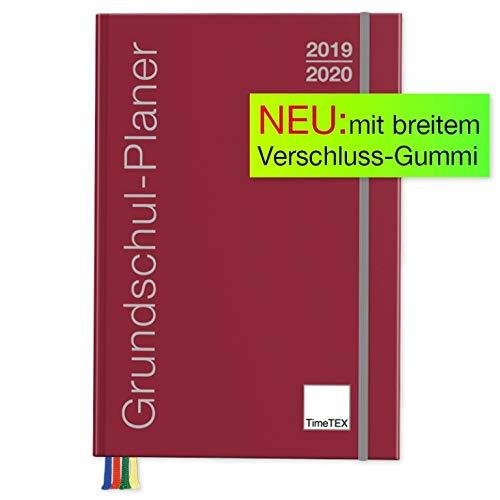 TimeTEX Grundschul-Planer Plus, 2019/2020, gebunden (A4)