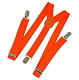 Ammvi Creations Neon Orange Unisex Party...