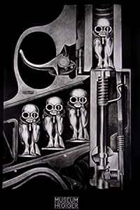 Empire 12036 H. R. Giger - Birthmachine, Poster ca. 91,5 x 61 cm