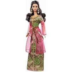 Barbie - Muñecas del mundo: Marruecos (Mattel X8425)