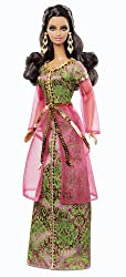 Mattel Barbie X8425 - Collector Dolls of the World Marokko, Sammlerpuppe
