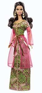 Mattel Barbie X8425 - Collector Dolls of the World Marokko, Sammlerpuppe