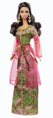 Barbie Mattel X8425 - Collector Dolls of the World Marokko, Sammlerpuppe