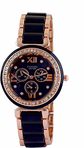Fabiano New York Analogue Multicolor Dial Women\'s And Girl\'s Watch-Fny012