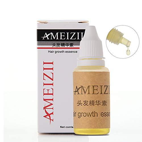 1 Flasche Ingwer Haarwachstum Rowentauk Haarpflege Haarwachstums Wesentliches Öl für Haarausfall...